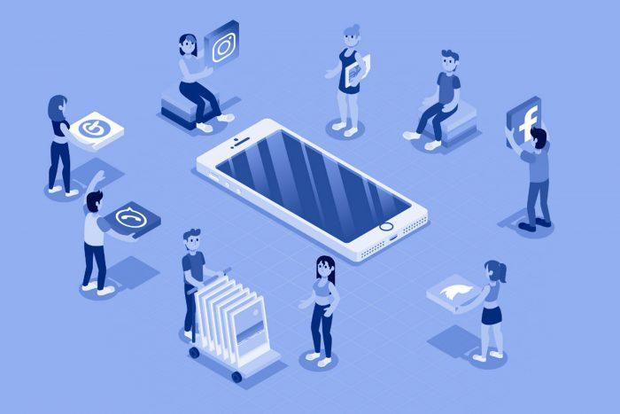 ¿Cómo verificar si una red social no está funcionando?